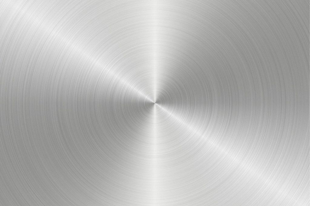Metalowa powierzchnia